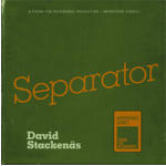 David Stackenäs - Separator (Found You Recordings)
