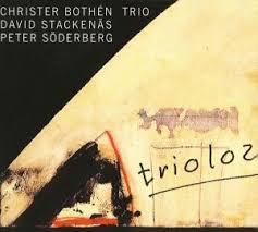 Christer Bothén trio - triolos (LJ Records)